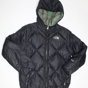 North Face 550 Reversible Goose Down Jacket Size M